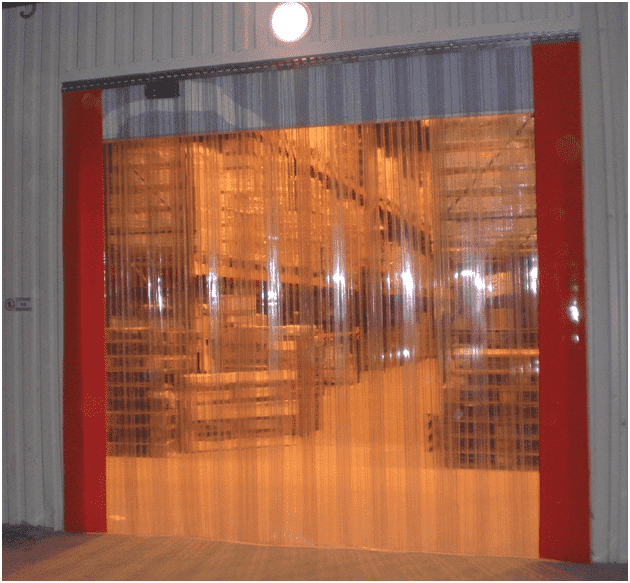 Устанавливаем ПВХ завесу: краткая инструкция по монтажу