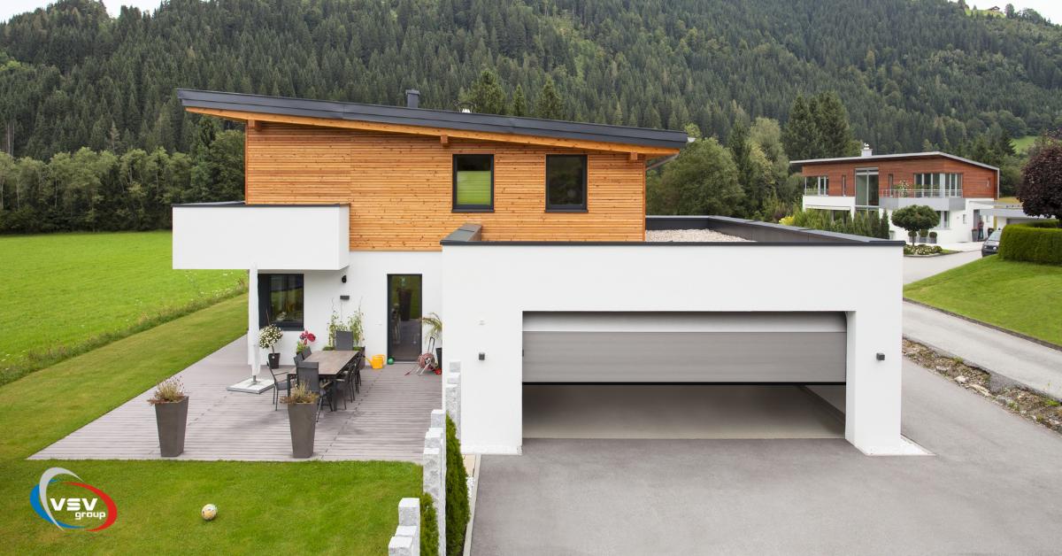 Порівняння секційних гаражних воріт брендів Hormann, Doorhan, Alutech - фото - акції від компанії ВСВ-Групп