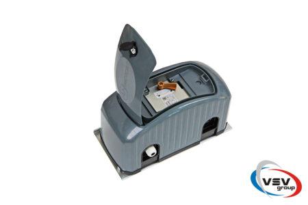 AN-Motors ASW 4000 - привод для распашных ворот