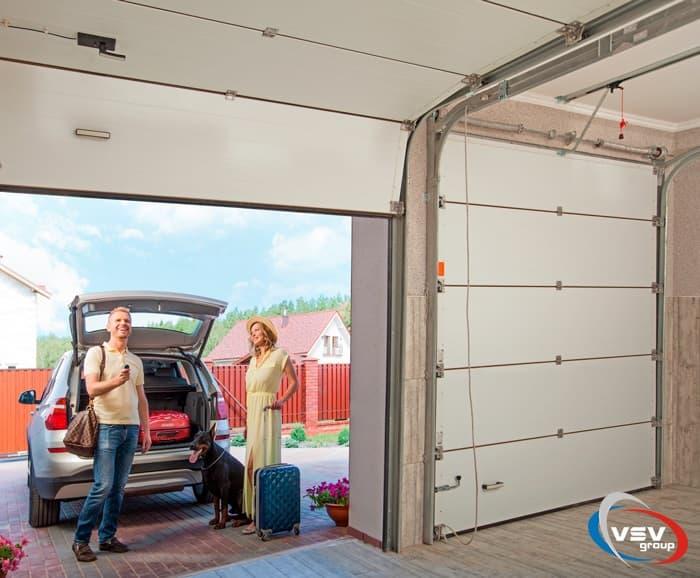 Ассортимент гаражных ворот «АЛЮТЕХ» дополнен новыми размерами конструкций - фото - новость от компании ВСВ-Групп