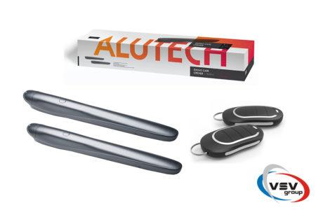 Автоматика Alutech Ambio AM-5000KIT — комплект привода для распашных ворот - фото - продукция компании ВСВ-Групп