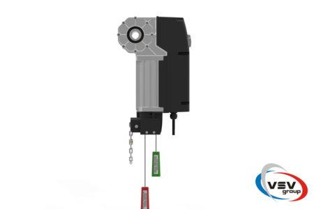 Автоматика Alutech Targo TR-5024-230KIT – привод для промышленных ворот - фото - продукция компании ВСВ-Групп