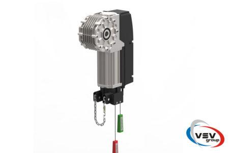 Автоматика Alutech Targo TR-5024-230KIT — привод для промышленных ворот - фото - продукция компании ВСВ-Групп