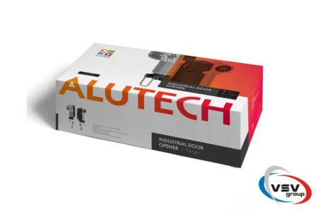 Автоматика Alutech Targo TR-3531-230KIT – привід для промислових воріт - фото - продукция компании ВСВ-Групп
