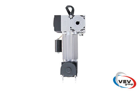 AN-Motors ASI50Kit — привод для промышленных ворот - фото - продукция компании ВСВ-Групп
