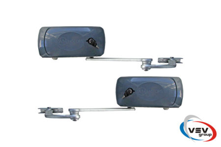 AN-Motors ASW 4000 Kit — комплект привода для распашных ворот - фото - продукция компании ВСВ-Групп