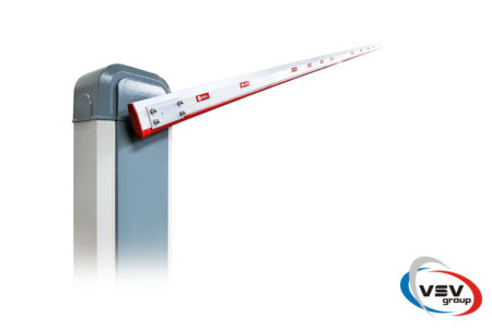 AN-Motors ASB6000 (4,3) – комплект шлагбаума - фото - продукция компании ВСВ-Групп