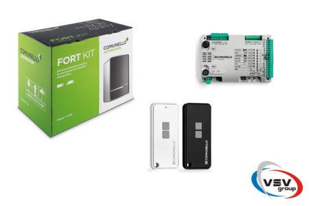 Автоматика Comunello Fort 500 – комплект привода для откатных ворот (вес до 500 кг) - фото - продукция компании ВСВ-Групп