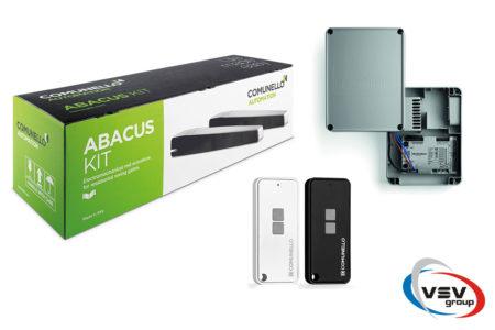 Автоматика Comunello Abacus 300 — комплект привода для распашных ворот - фото - продукция компании ВСВ-Групп