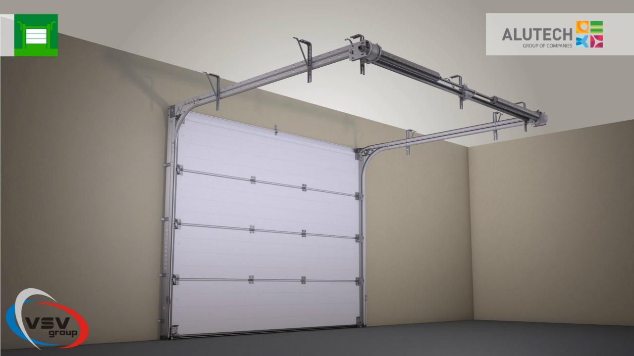 Пошаговая видеоинструкция «Низкий монтаж гаражных ворот серии Trend» - фото - статья на блоге компании ВСВ-Групп