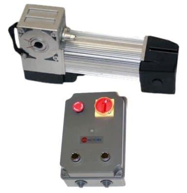 Электропривод ASI100KIT (AN-Motors) – для надежной эксплуатации промышленных ворот - фото - новость от компании ВСВ-Групп