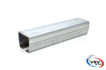 Комплект фурнитуры для откатных ворот до 450 кг с неоцинкованной шиной - фото - продукция компании ВСВ-Групп