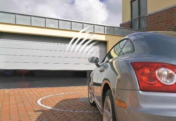 Основные правила выбора секционных гаражных ворот - фото - акции от компании ВСВ-Групп