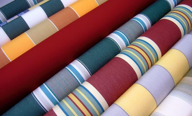 Акриловые ткани для маркиз — неоспоримые преимущества - фото - акции от компании ВСВ-Групп