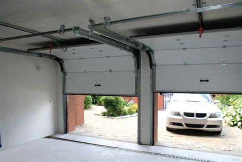 Утепляем гаражные ворота: как позаботиться о машине зимой - фото - акции от компании ВСВ-Групп