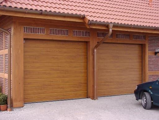 Автоматические гаражные ворота: как обеспечить надежную защиту автомобиля? - фото - акции от компании ВСВ-Групп