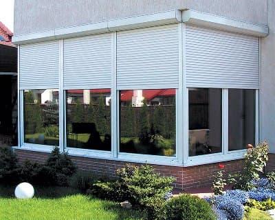 Защитные роллеты: эстетичное и надежное решение для дома и офиса - фото - акции от компании ВСВ-Групп