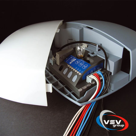 Nice Spin 21 KCE - комплект привода для гаражных ворот