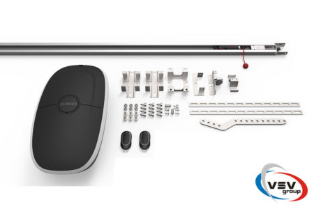 Автоматика Alutech Levigato LG-1200* — привод для гаражных ворот - фото - продукция компании ВСВ-Групп