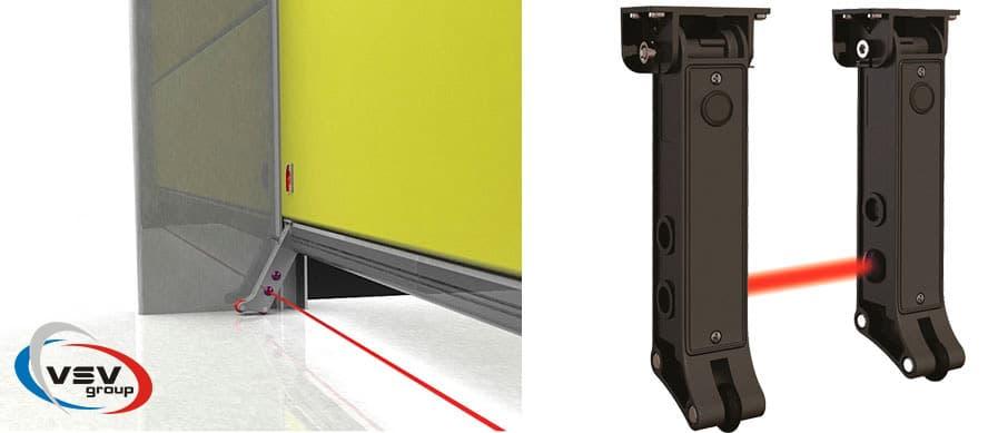 Не останавливаемся на достигнутом: безопасность секционных ворот - фото - новость от компании ВСВ-Групп