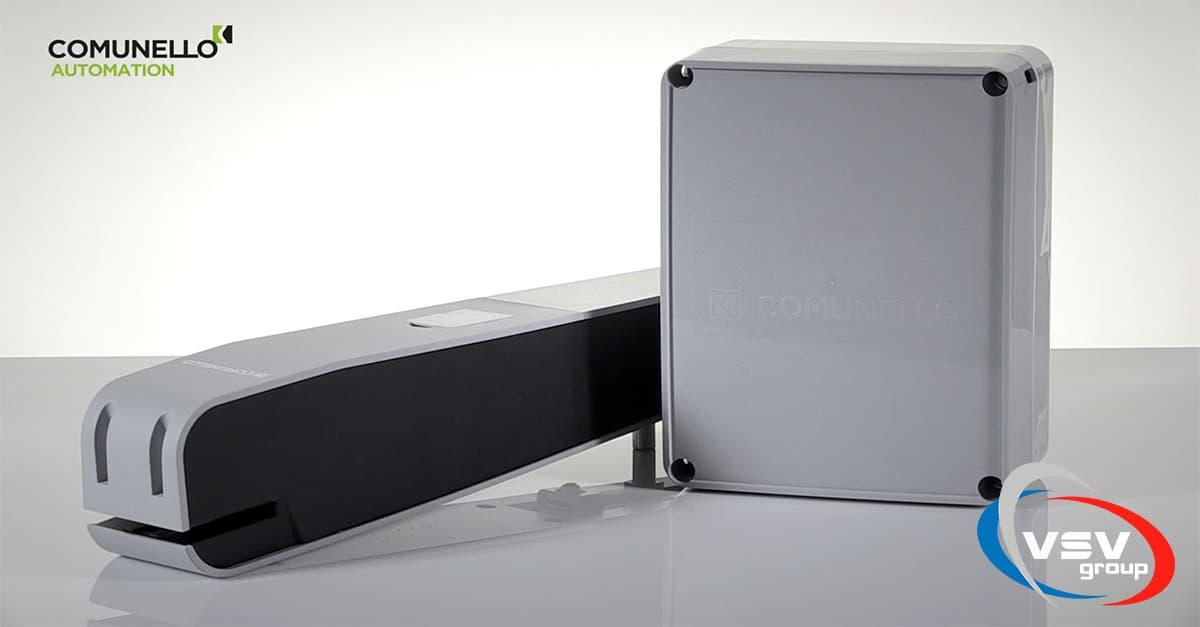 Новая автоматика Comunello от компании ВСВ-групп - фото - новость от компании ВСВ-Групп