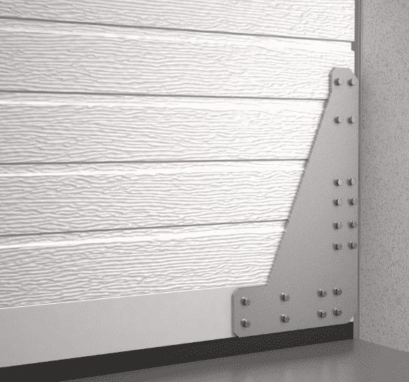 Новинка 2019 – секционные ворота серии ProMax - фото - новость от компании ВСВ-Групп
