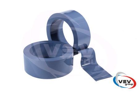 Цветной пвх материал для завес 200х2 мм серый - фото - продукция компании ВСВ-Групп