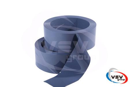 Кольоровий пвх матеріал для завіс 200х2 мм сірий - фото - продукция компании ВСВ-Групп