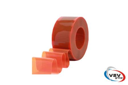 Лента пвх оранжевая 200х2 мм - фото - продукция компании ВСВ-Групп