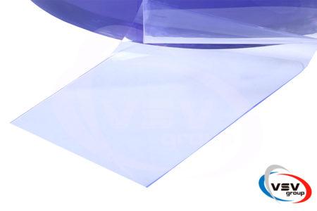 Холодостійкий прозорий ПВХ матеріал 200х2.0 мм - фото - продукция компании ВСВ-Групп