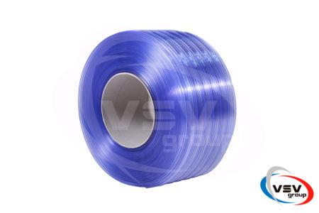 Ребристая хладостойкая лента пвх 300х3 мм 1 пог.м. - фото - продукция компании ВСВ-Групп