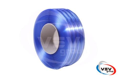 Ребриста пвх стрічка 200х2 мм стандартна прозора - фото - продукция компании ВСВ-Групп
