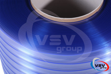 Пвх лента ребристая 400х3 стандартная 1 пог.м. - фото - продукция компании ВСВ-Групп