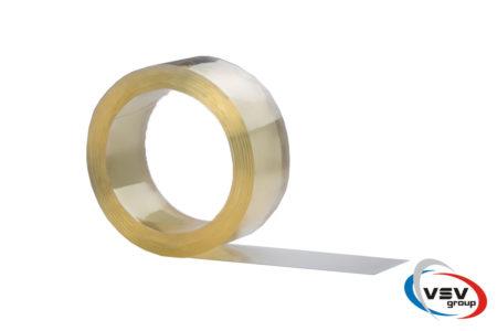 Супер хладостойкий материал для пвх завес 200х2 мм - фото - продукция компании ВСВ-Групп