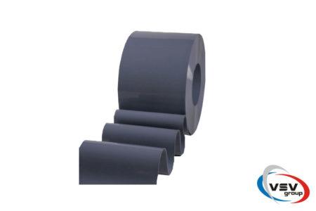 Лента пвх серого цвета 300х3 мм матовая - фото - продукция компании ВСВ-Групп