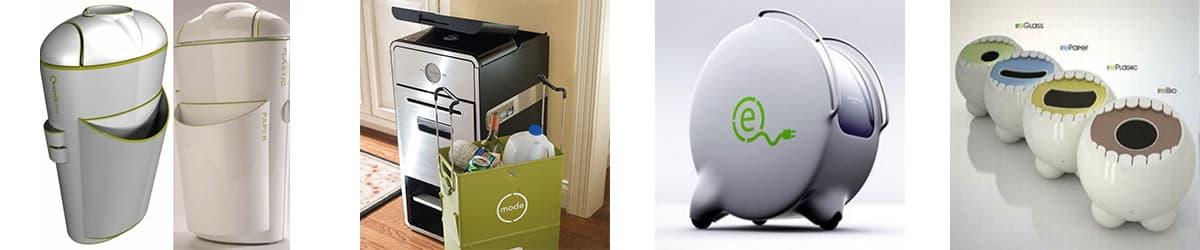 Как выглядит мусорный контейнер будущего? - фото - статья на блоге компании ВСВ-Групп