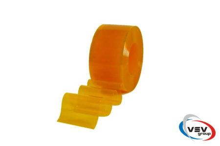 Лента пвх желтая 300х3 мм антимоскитная - фото - продукция компании ВСВ-Групп