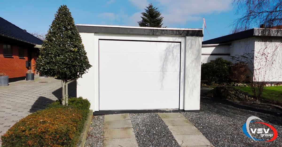 Как подобрать гаражные ворота - фото - акции от компании ВСВ-Групп