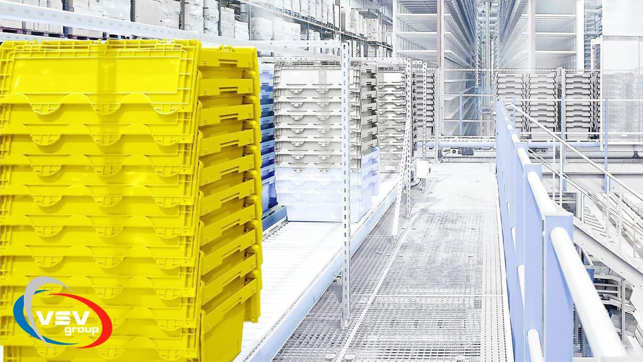 «Химический» состав пластиковой тары для склада. Как не ошибиться в выборе? - фото - акции от компании ВСВ-Групп