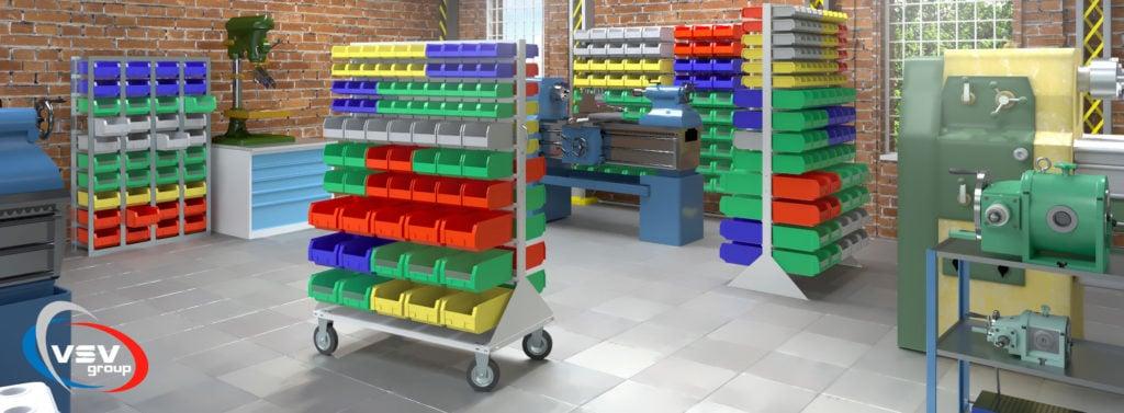 Как правильно подобрать стеллаж для Вашего склада? - фото - статья на блоге компании ВСВ-Групп