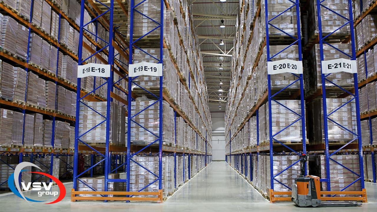 Как правильно подобрать стеллаж для Вашего склада? - фото - акции от компании ВСВ-Групп