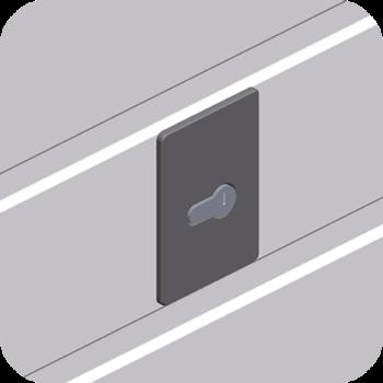 Новая опция для гаражных ворот серии Prestige – система защиты от взлома - фото - новость от компании ВСВ-Групп
