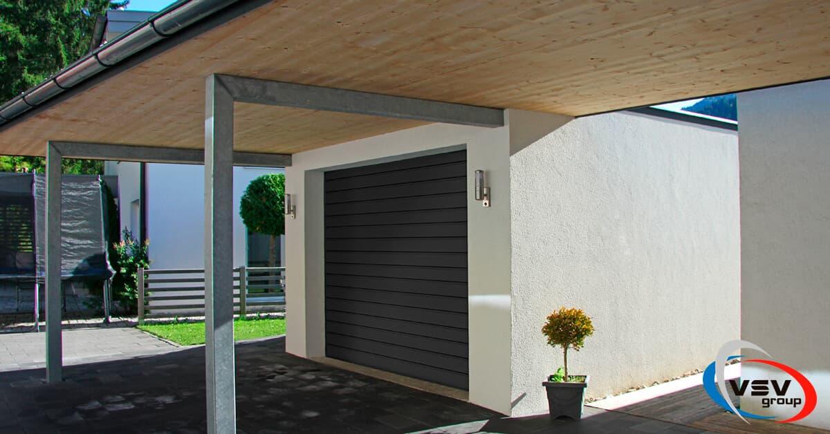 Як збільшити термін служби гаражних воріт - фото - акції від компанії ВСВ-Групп