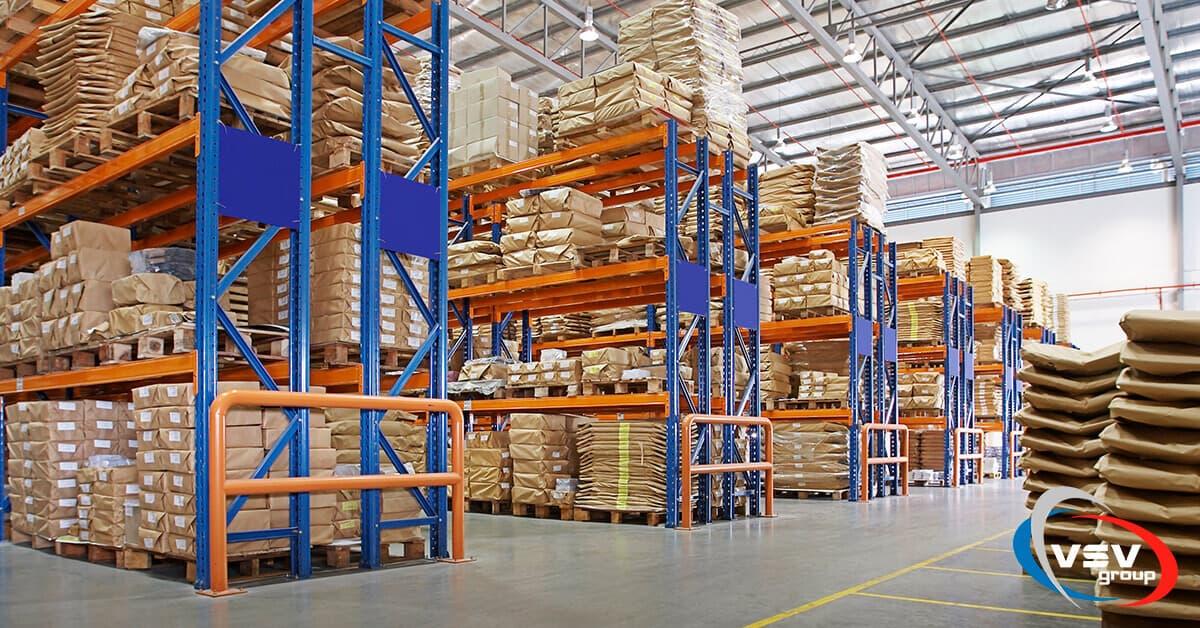 6 причин установить на складе стеллаж для поддонов - фото - акции от компании ВСВ-Групп