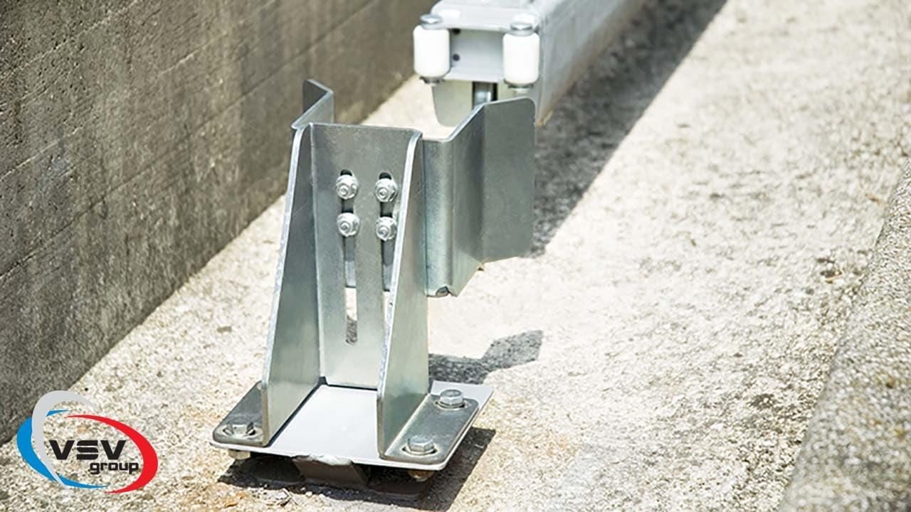 Фурнитура для откатных ворот - фото 7