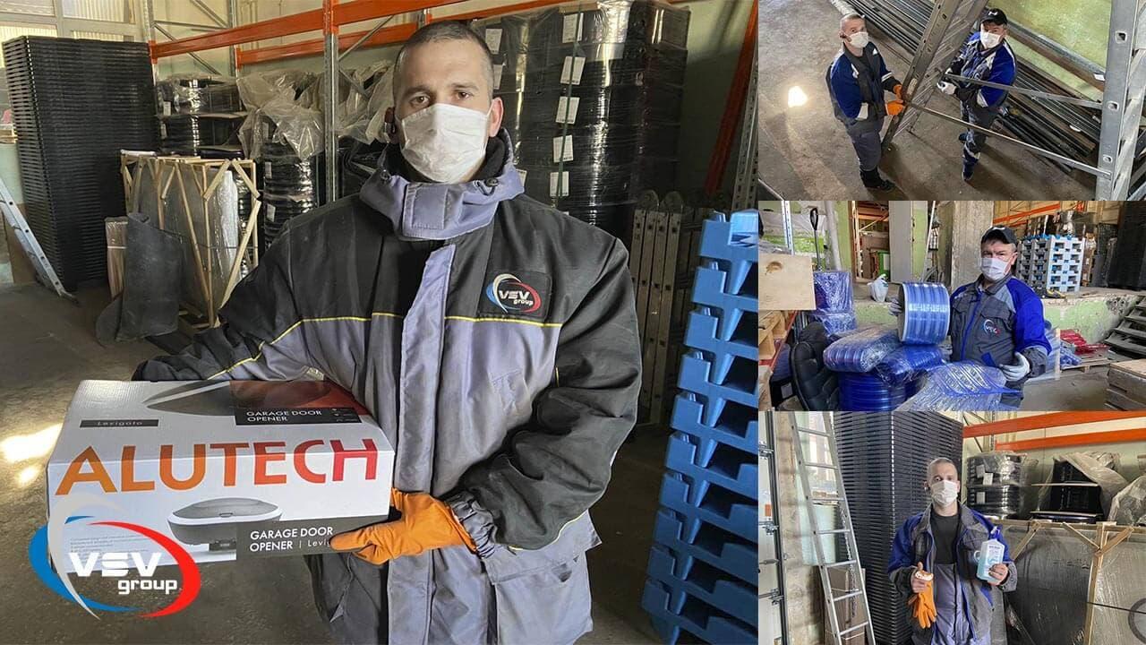 З турботою про безпеку наших клієнтів або заходи для безпечного співробітництва - фото - новость от компании ВСВ-Групп