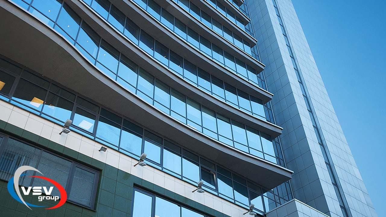 навесные вентилируемые фасады