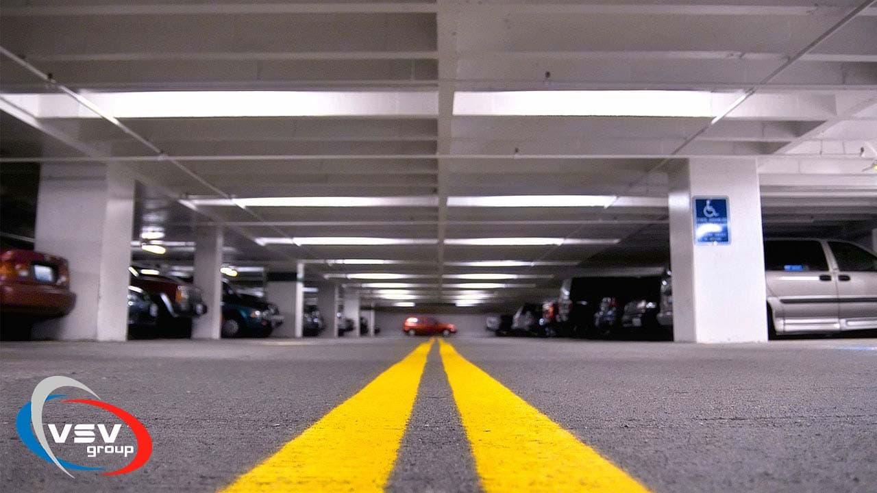 автоматическая парковка