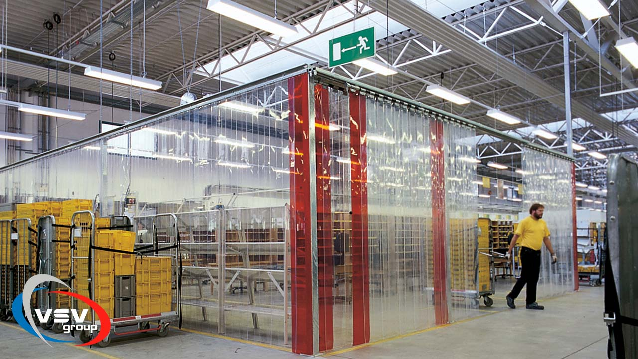 производственные перегородки, перегородки производственные, фасадные перегородки, ворота производственные, ворота на предприятие, перегородки производственных зданий