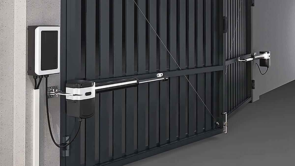 Scopio – новое слово в автоматике для ворот от компании «Алютех» - фото - новость от компании ВСВ-Групп